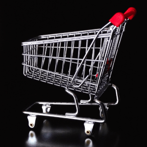 Kim Newlove The Pharmacists Voice Shopping Cart Image